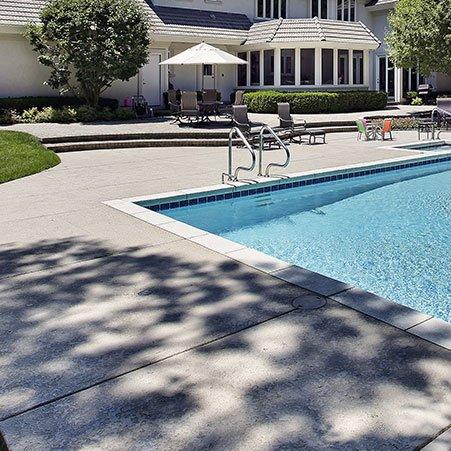 Swimming Pool Deck Repair and Deck Leveling