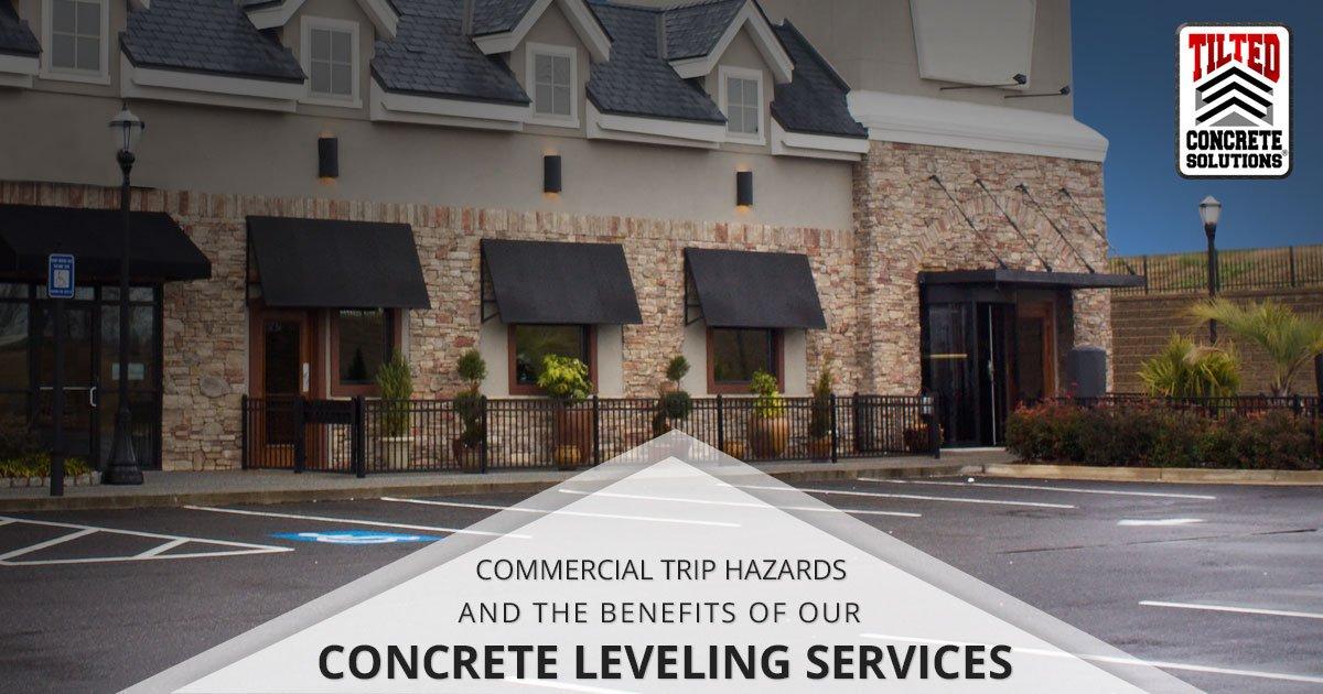 Commercial Trip Hazards