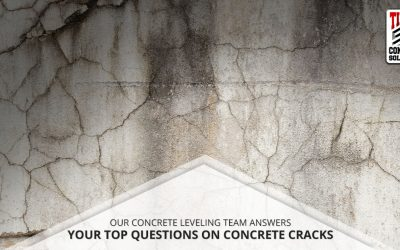 Our Concrete Leveling Team Answers Your Top Questions On Concrete Cracks