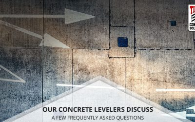 Our Concrete Levelers Discuss A Few Frequently Asked Questions