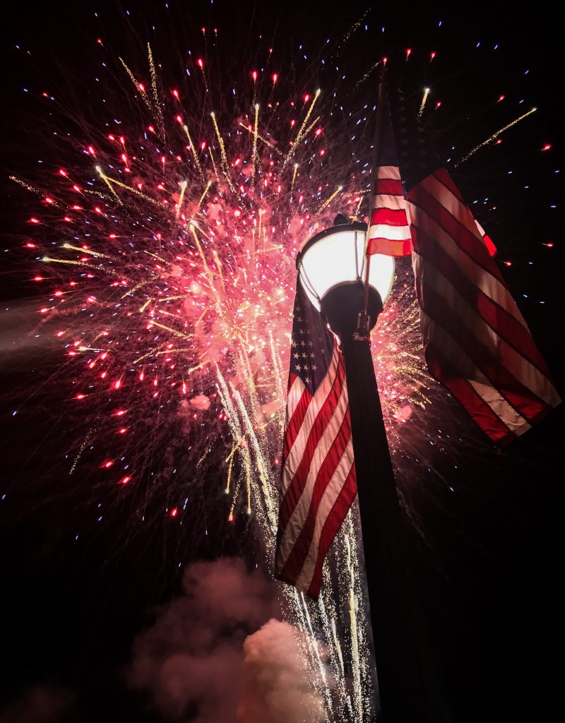Local fireworks show for everyone to enjoy this Fourth of July
