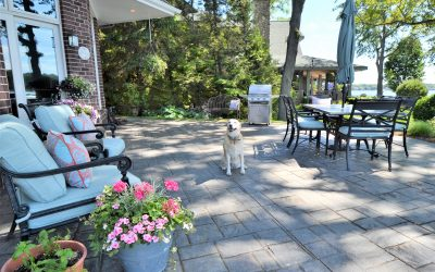 Sinking Patios Happen. Lift And Level Your Concrete Patio Slabs